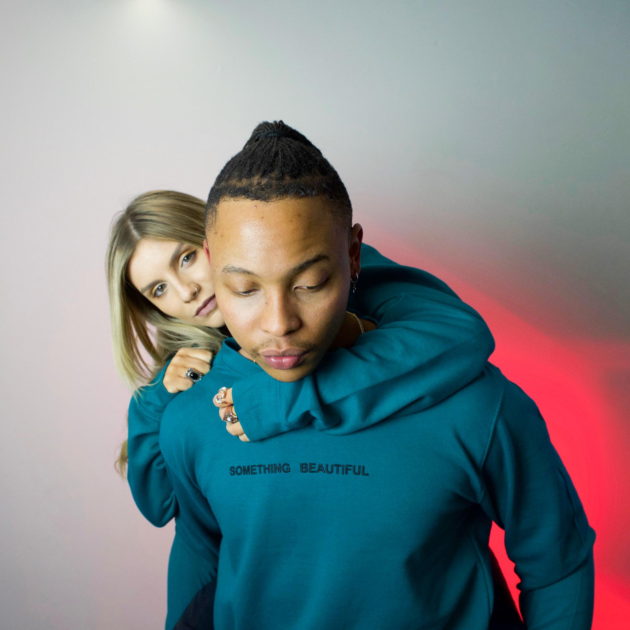 Green Sweatshirt - Larkins