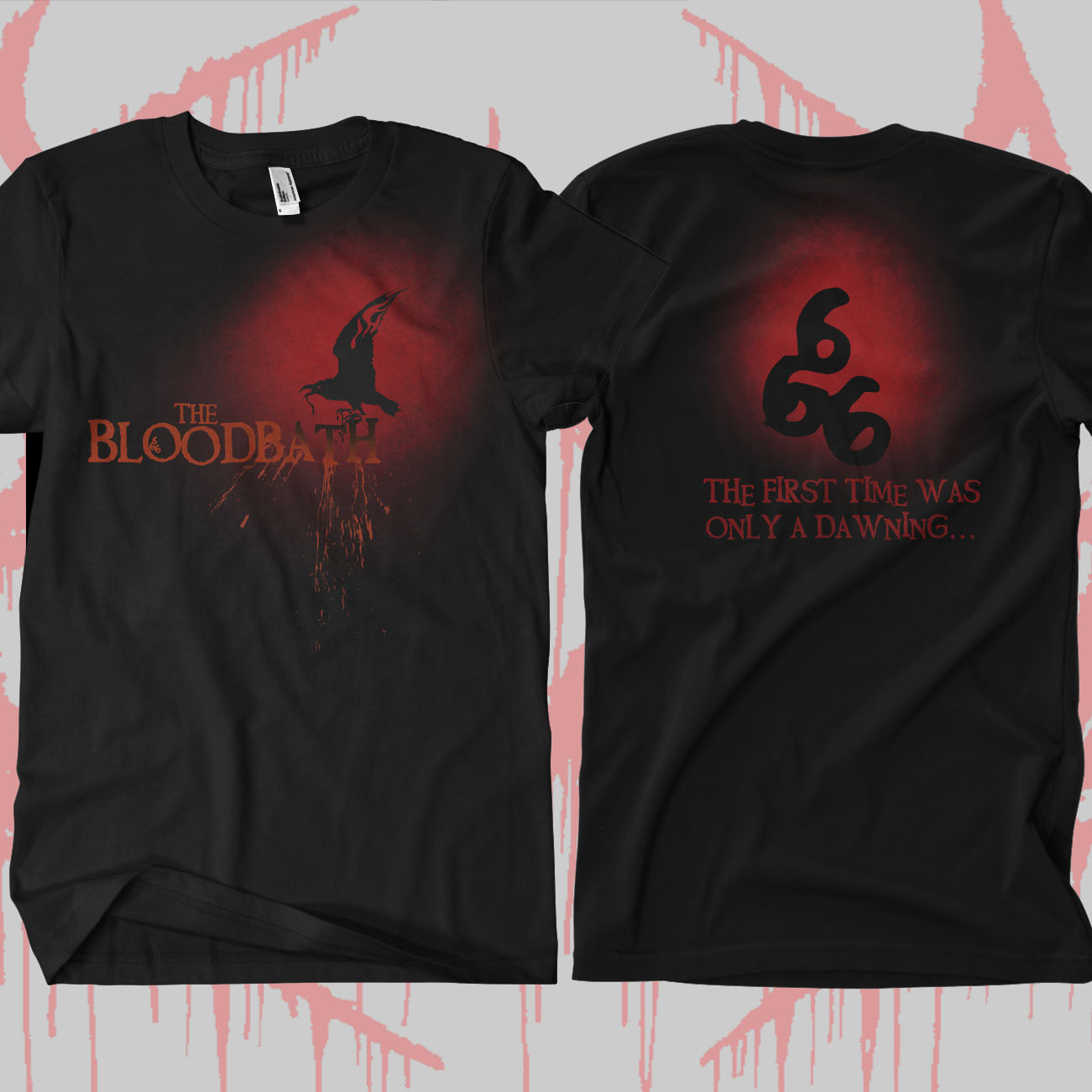 Bloodbath - Omen T-Shirt - Bloodbath
