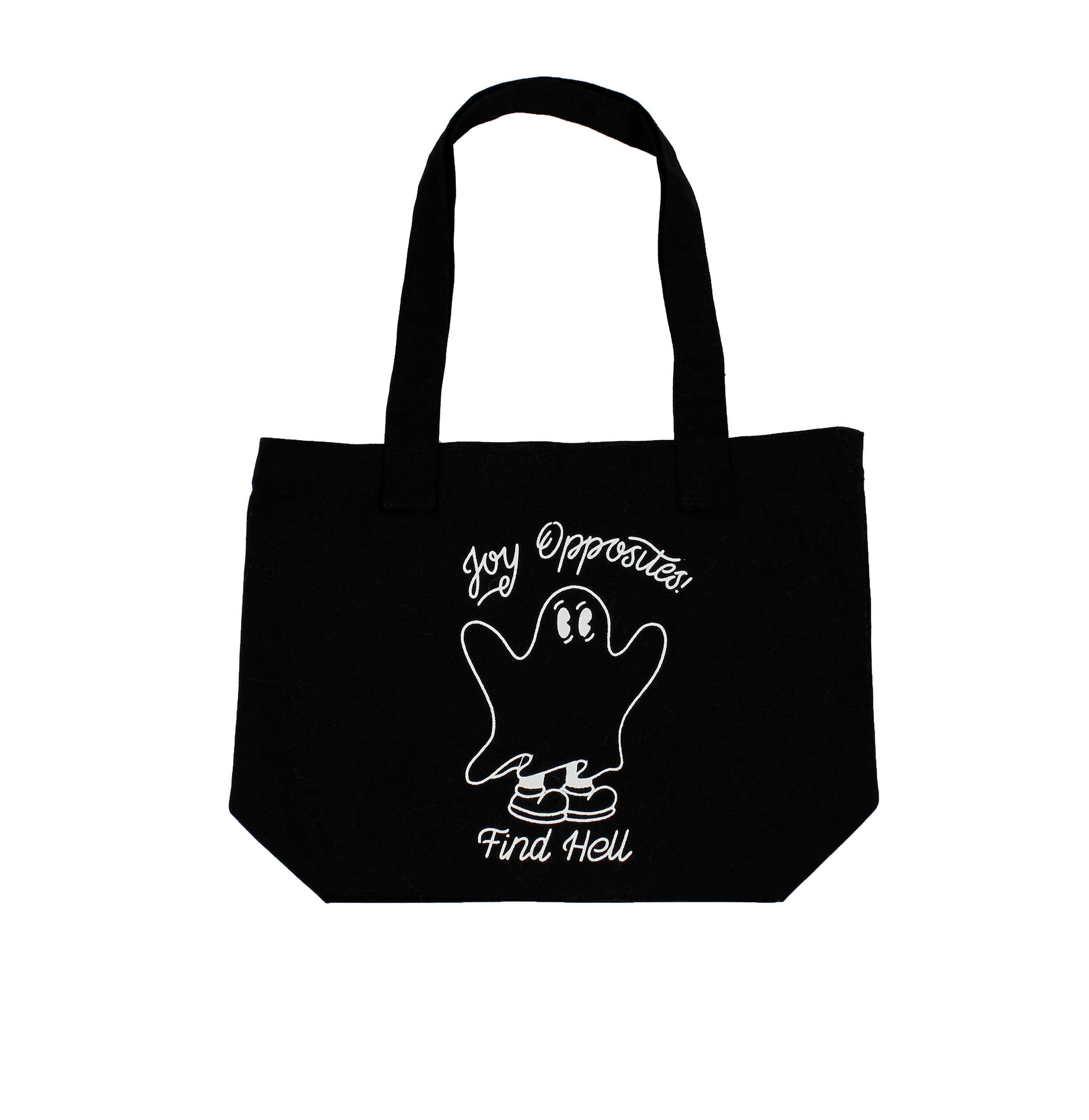 'Ghost' Tote Bag - Joy Opposites