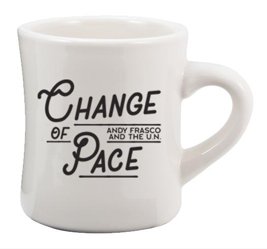 Change of Pace Coffee Mug - Andy Frasco