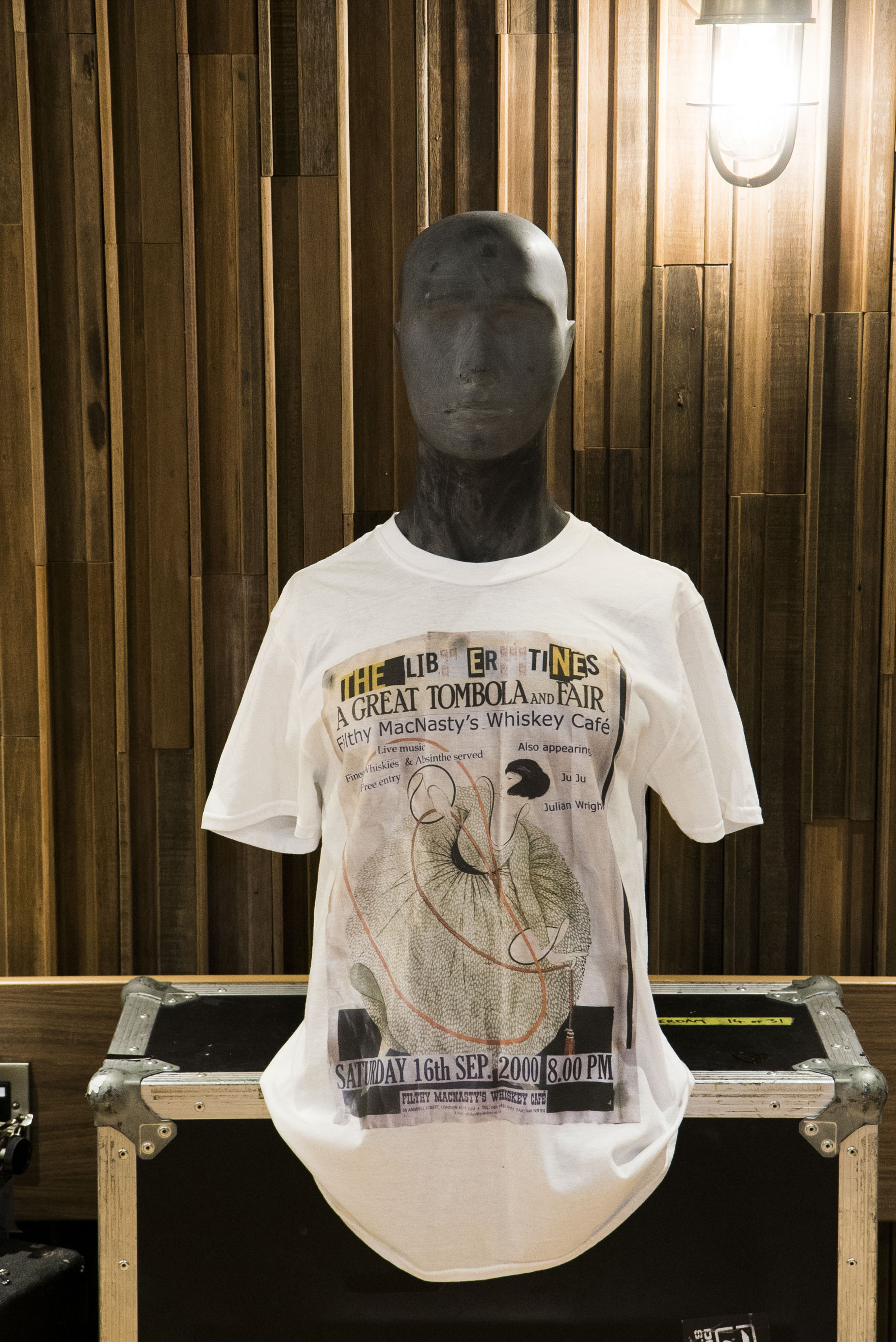 Filthys T-Shirt NEW - The Libertines