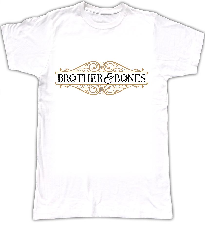 Women's Logo T-Shirt - WHITE - Brother & Bones